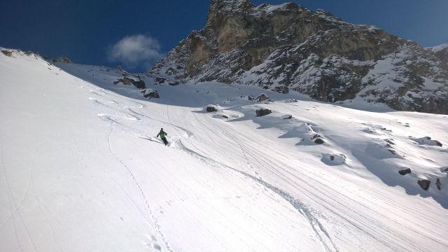 free ride eliski Aosta Valley mountain guide stefano glassier sci fuoripista guida alpina courmayeur